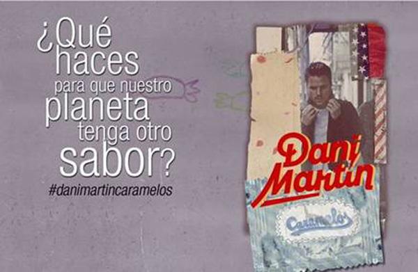 Dani-Martín-estrena- lyric-video-canción-Caramelos