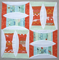 """Curve it up"" QAL ~ Block #12 ~ Spools"
