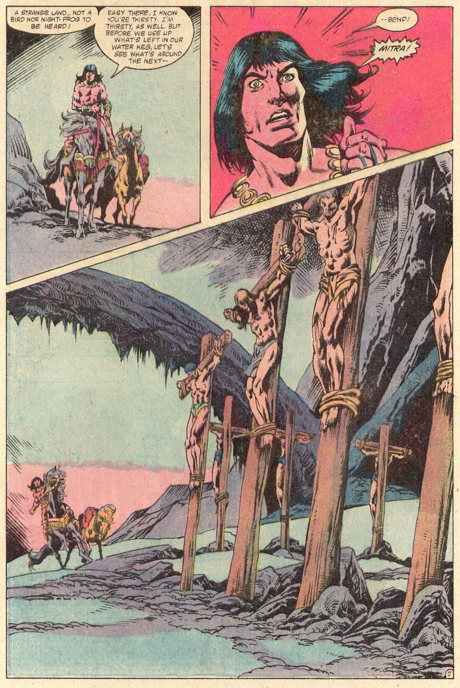 Conan the Barbarian (1970) Issue #133 #145 - English 3