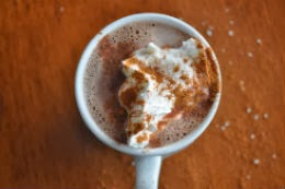 NUTELLA HOT COCOA