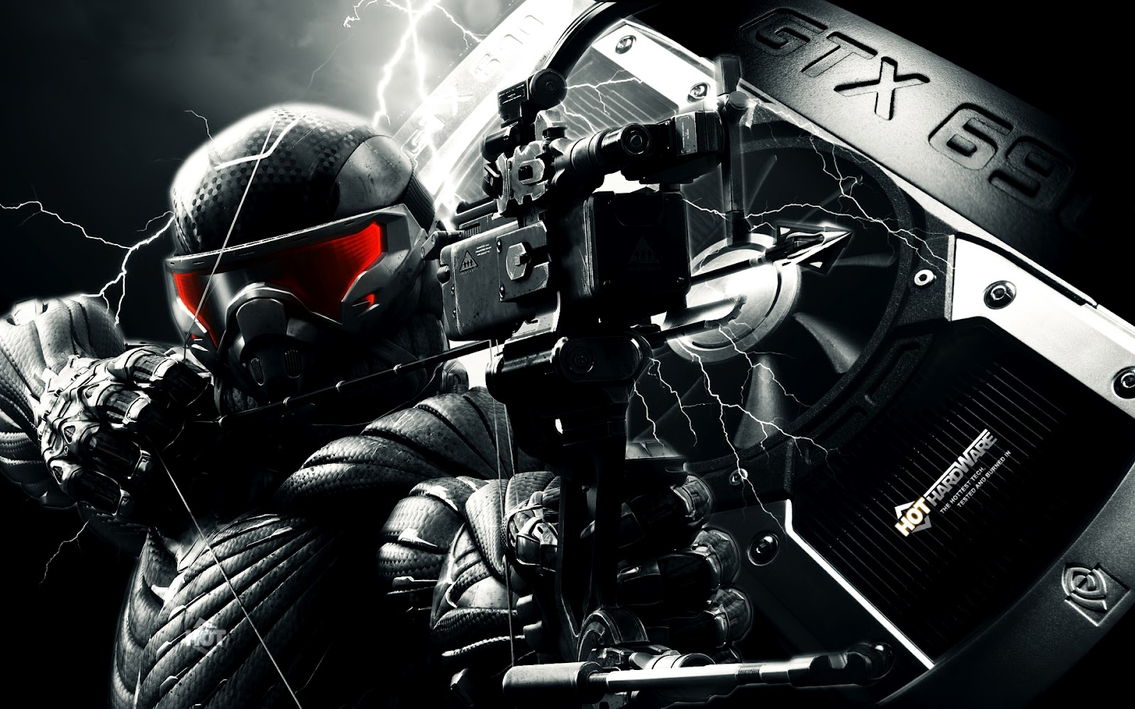 Crysis 3 Cool Background