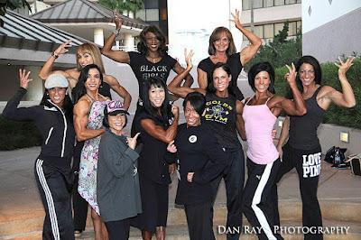 1st Pro Women's Physique