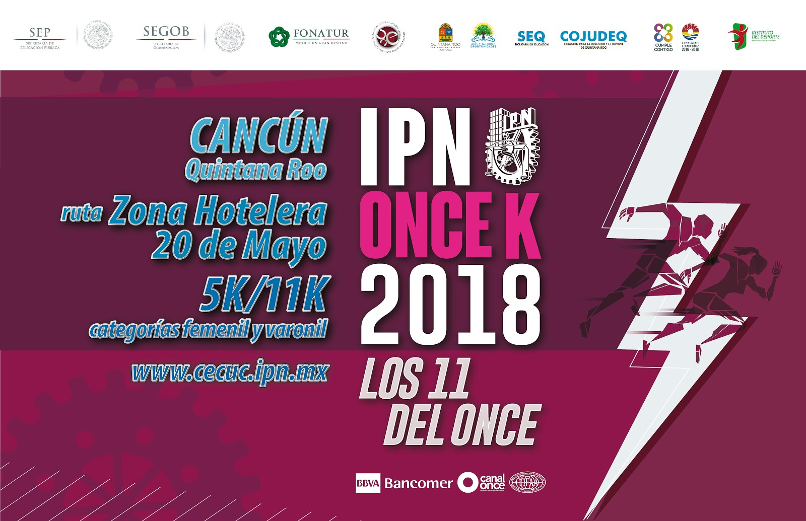 Carrera Ipn 2018