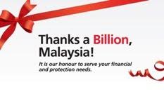 Thanks Malaysia....!