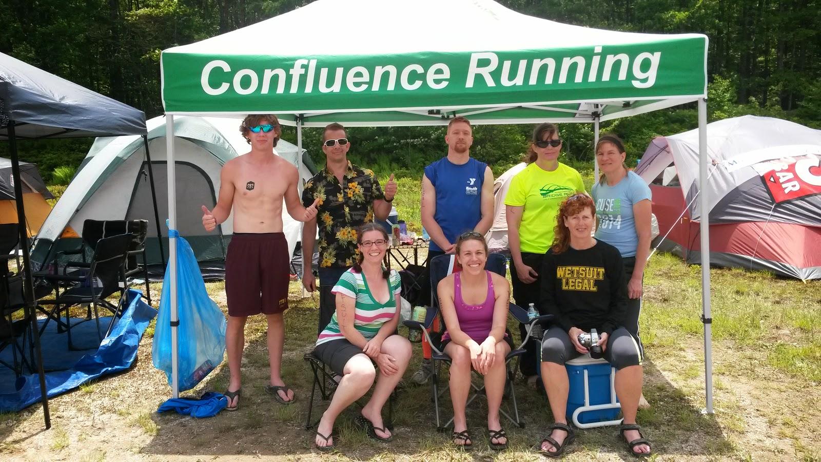 Confluence Running, Binghamton, Ragnar Trail, Ragnar, relay, race, running