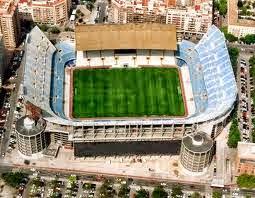 Estadio Mestalla - Valencia CF Stadium
