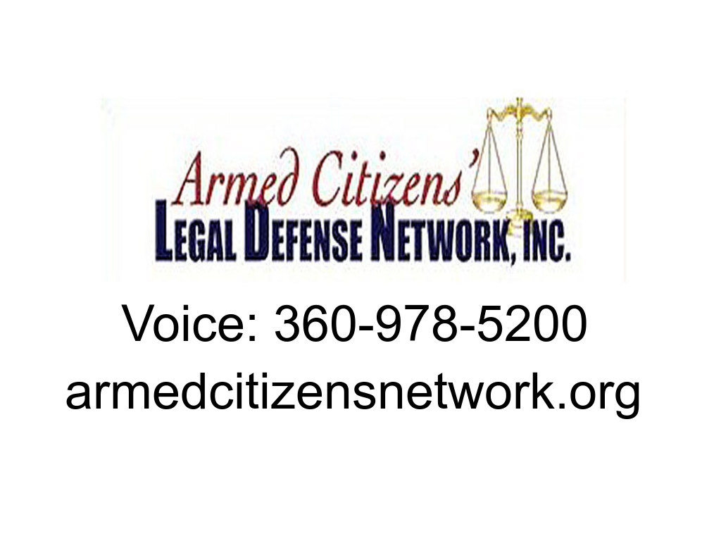 Armed Citizens' Legal Defense Network, Inc.