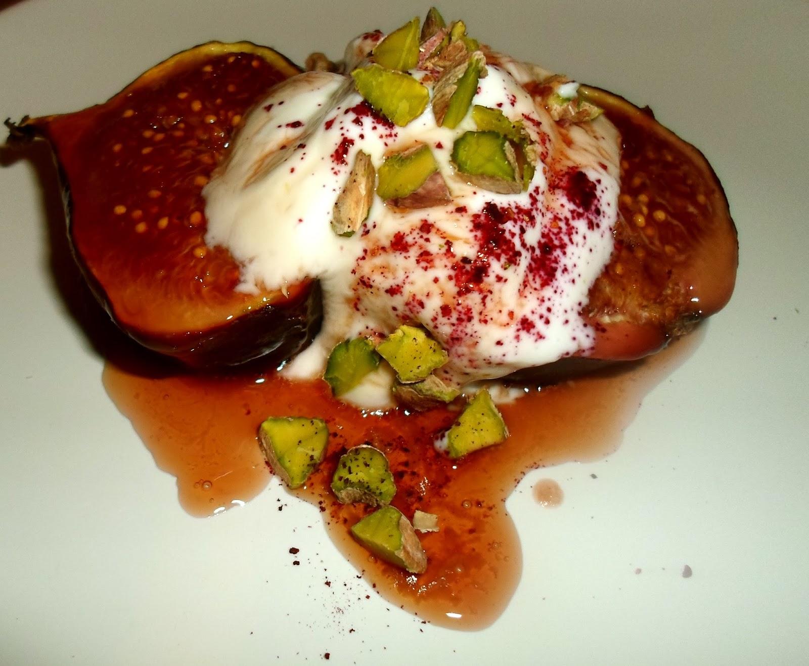 Mere Sund Dessert Bagt Figen Med Skyr Sabrina Hørup