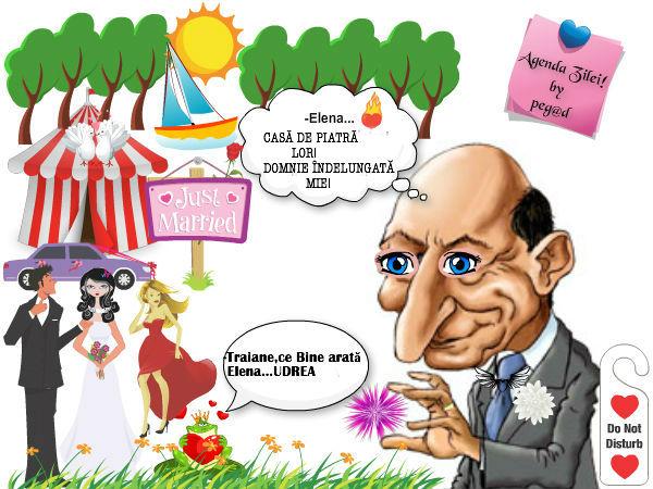 Revenirea lui Băsescu la Cotroceni