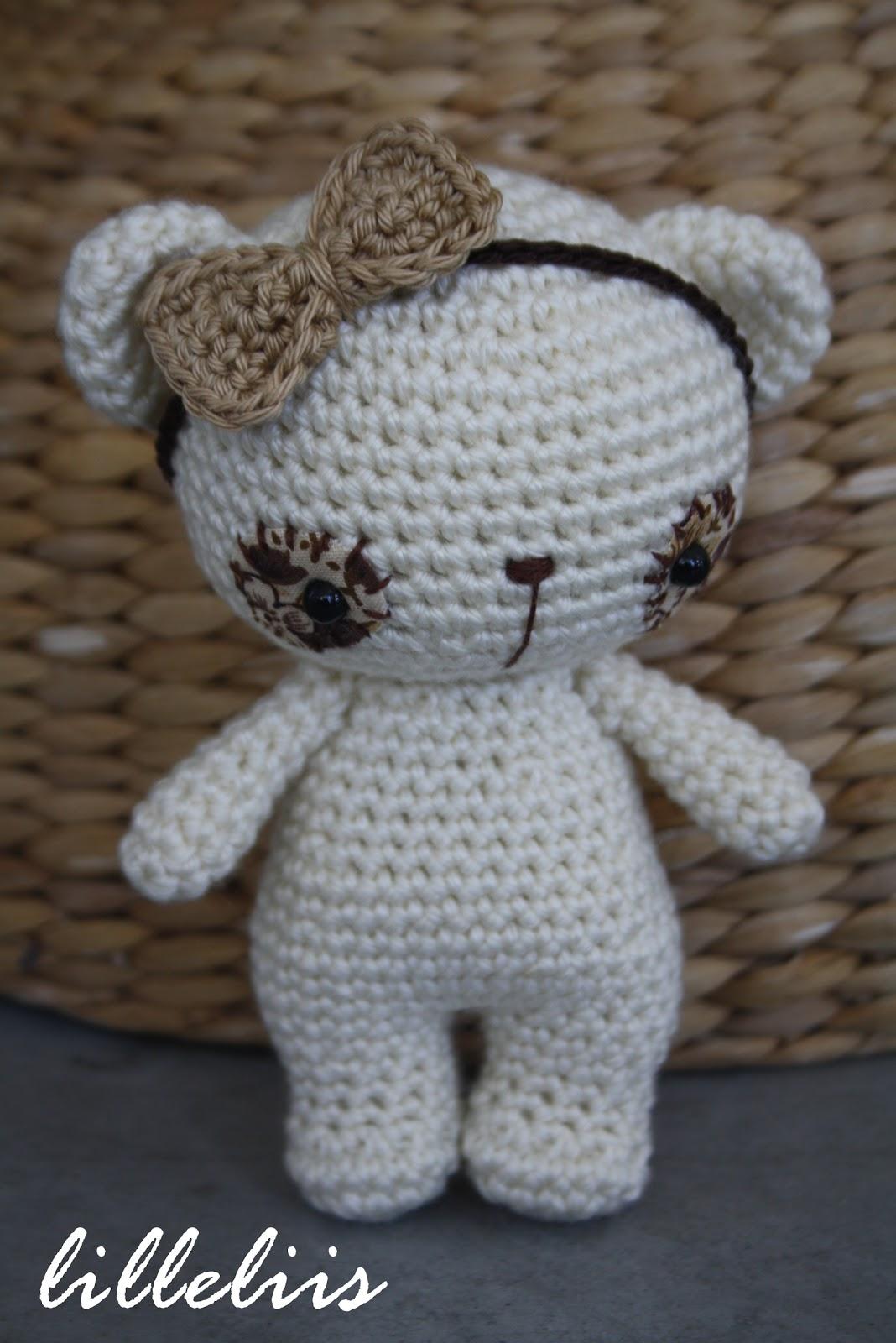 Amigurumi Little Bear : lilleliis.blogspot.com: Piimakaru Matilda - vaike ...