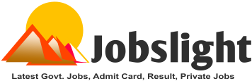 JobsLight - Latest Govt Jobs, Admit Card, Result