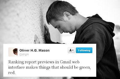 Oliver H G Mason Tweet