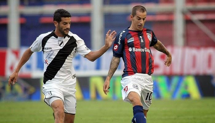 San Lorenzo vs Danubio en vivo