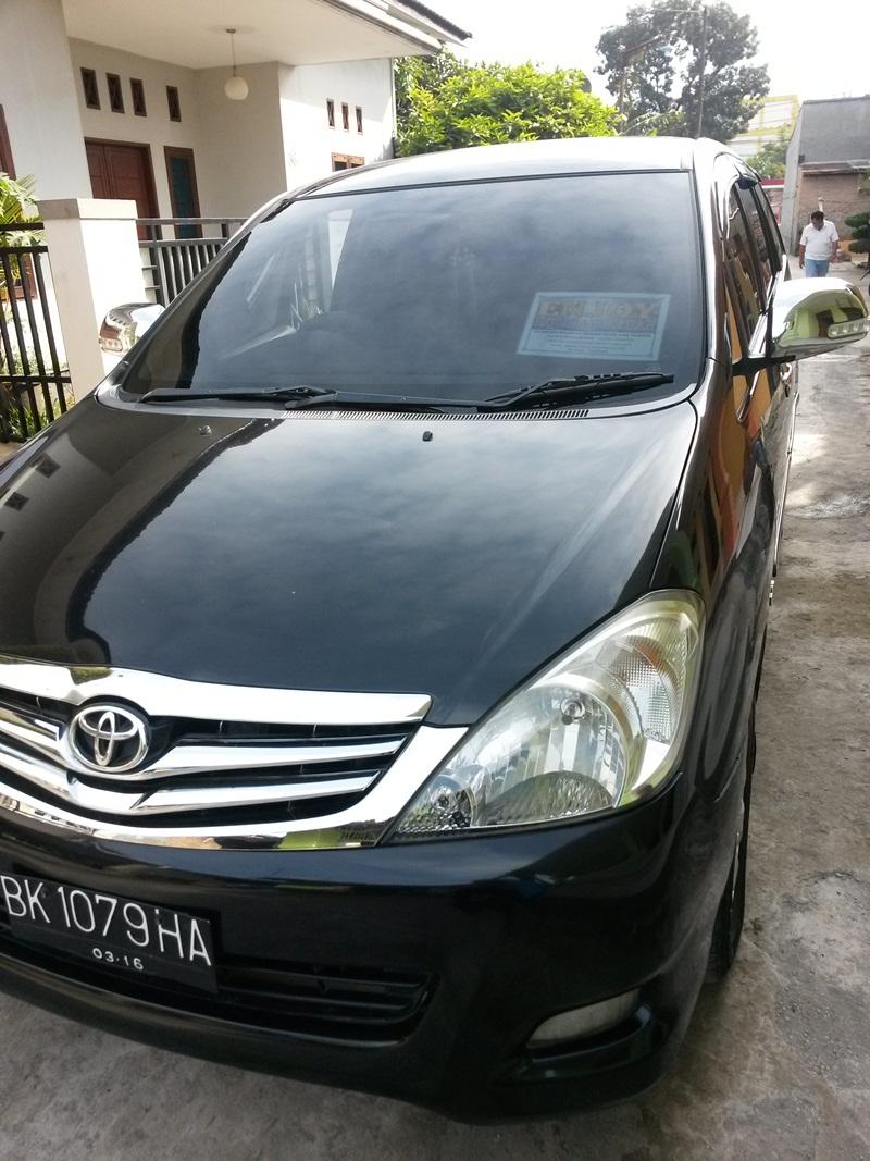 Rental Innova Medan