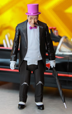 Mattel 2013 Toy Fair Display Pictures - Classic 1960's Batman figures - Penguin