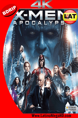 X-Men: Apocalipsis (2016) Latino Ultra HD 4K 2160P - 2016