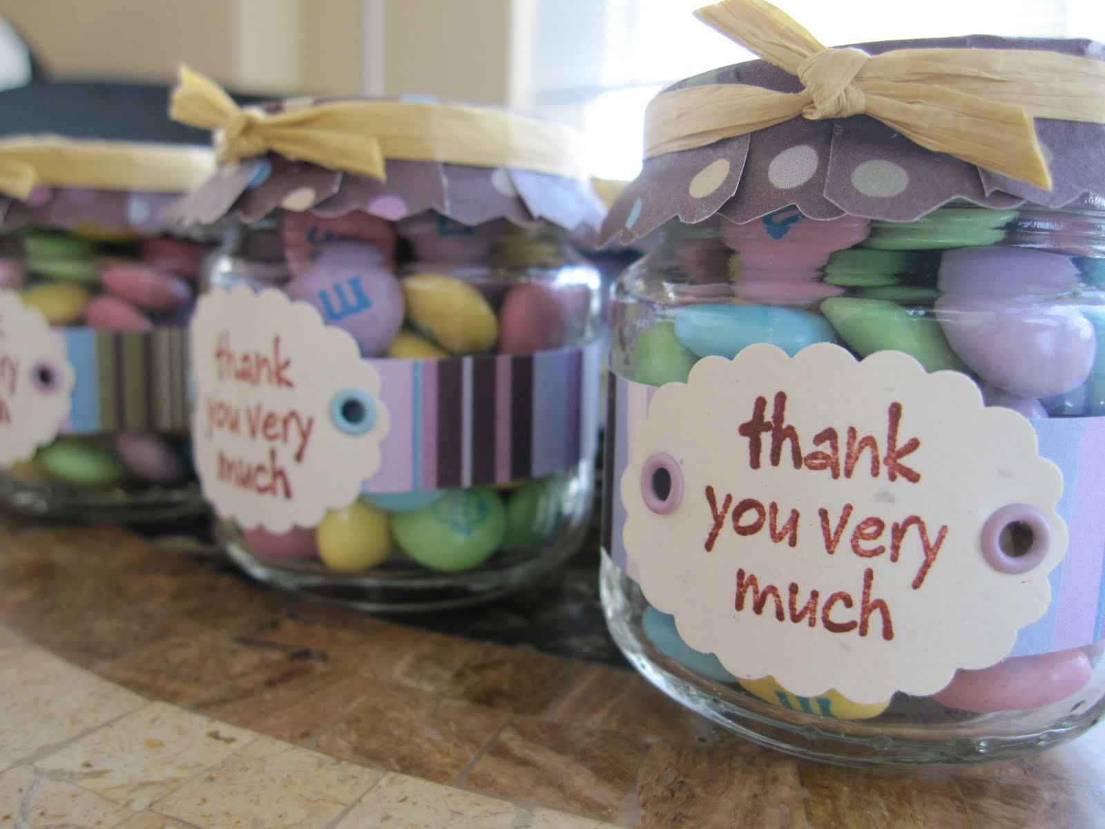navy bean sweet treat jars