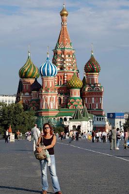 que ver en Moscú