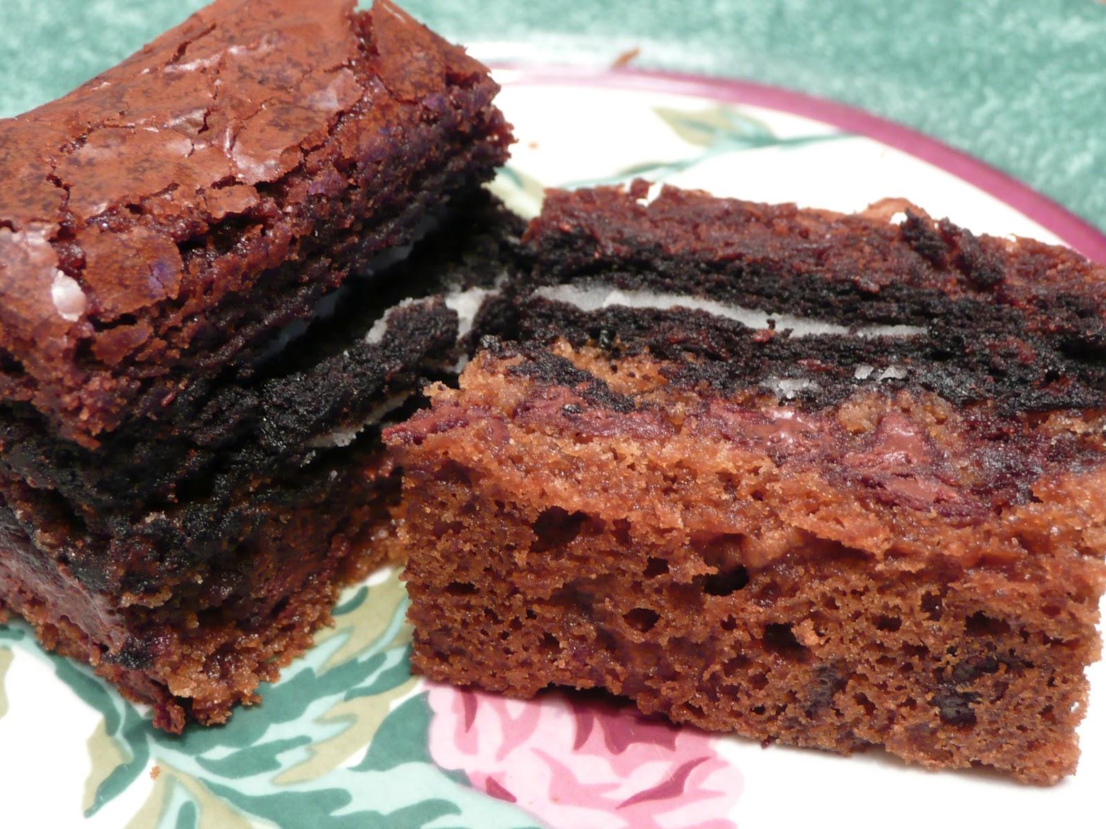 Legal Tines: Slutty Brownies