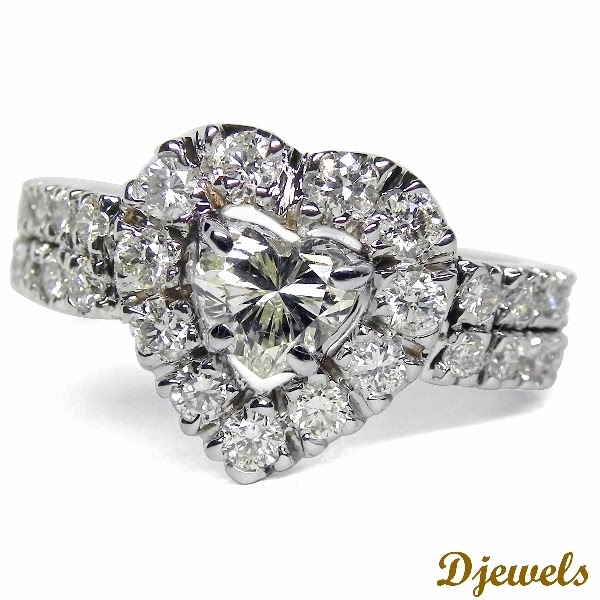 Djewels.org   Diamond Jewellery Collections: Top 10 Valentineu0027s Day Rings  For Her