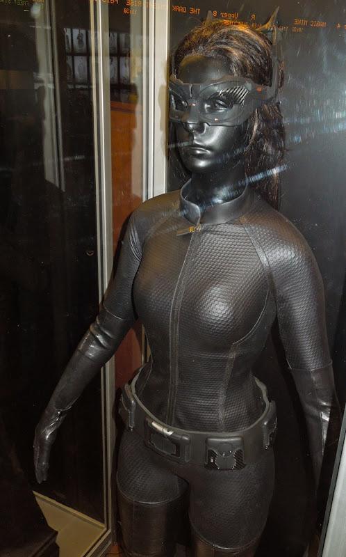 Dark Knight Catwoman costume