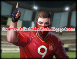 Download Soccer JRA from Counter Strike Online Character Skin for Counter Strike 1.6 and Condition Zero | Counter Strike Skin | Skin Counter Strike | Counter Strike Skins | Skins Counter Strike