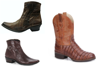BOTAS COUNTRY MASCULINA 2013