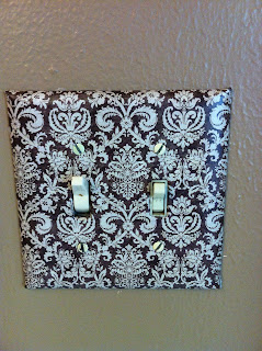 Decorated Light Switches