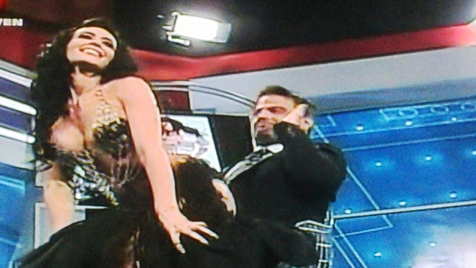 Diosa Canales Le Bail El Er Tico Baile Del Chechereche A Luis