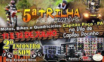 11 & 12 DE JULHO NA VILA DE CAPITÃO POCINHO!!!