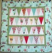 Baby Banner Quilt