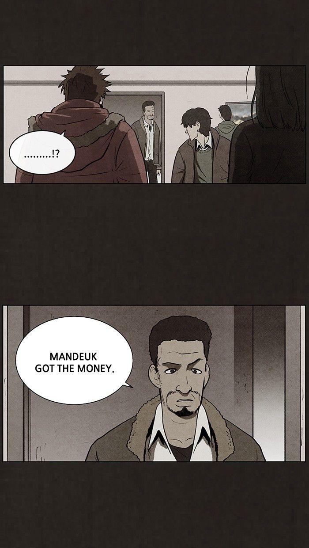 Bastard (hwang Youngchan) Ch.64 page 31 at www.Mangago.me