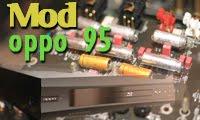 挑戰終極,OPPO-95慾火重新的摩改