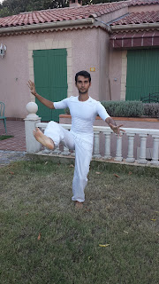 Nicolas leroux page Hatha Yoga
