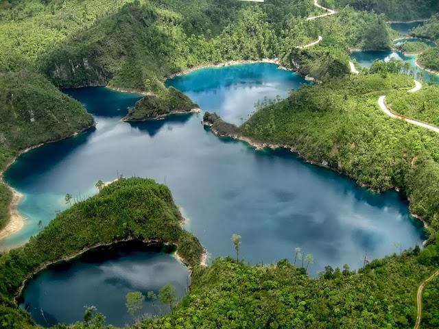Parque Lagunas de Montebello, Chiapas