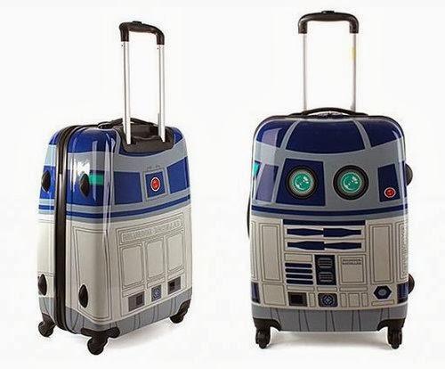 Maletas de viaje R2D2