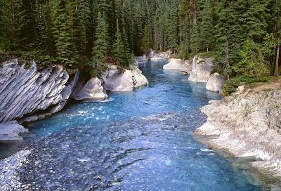 Vermillion River - Kootenay National Park - Canadá