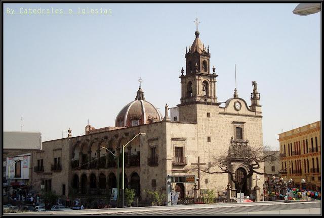 Templo de San Juan de Dios - Guadalajara, Jalisco