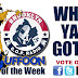 Vote For Buffoon Of The Week On Facebook, Twitter & Google+