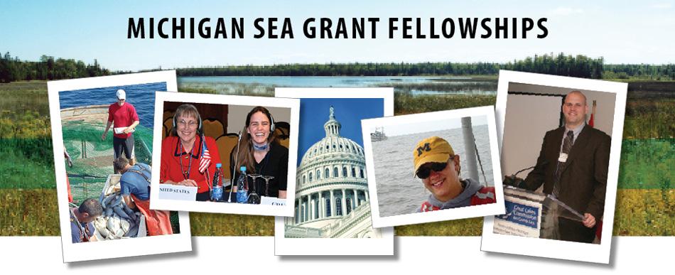 Michigan Sea Grant Fellowships