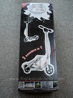 Rockboard Scooter review