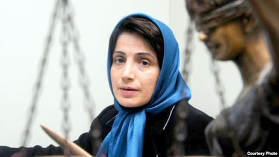 Nasrin Sotoudeh (Courtesy Photo)