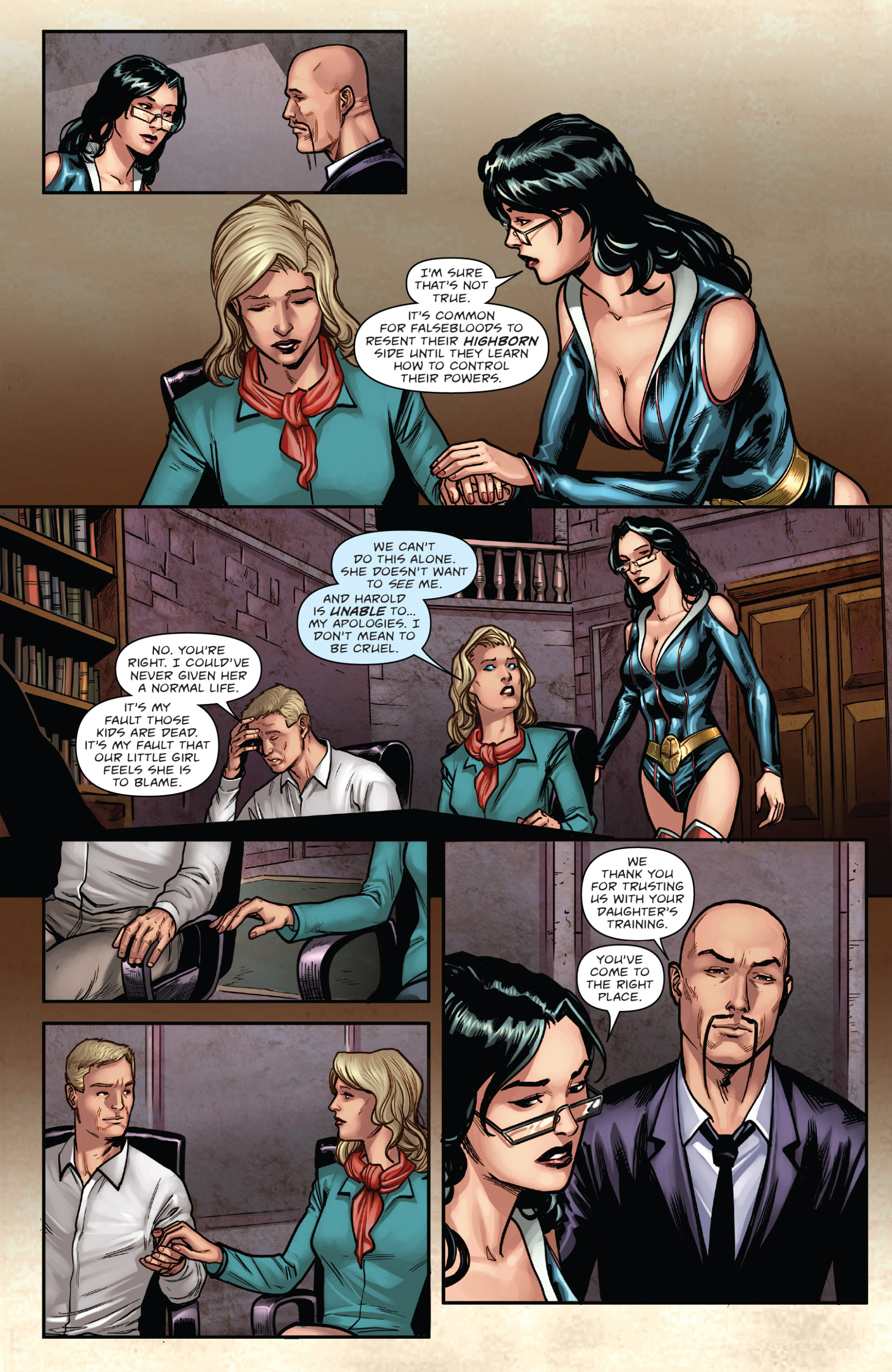 Grimm Fairy Tales (2005) Issue #105 #108 - English 15