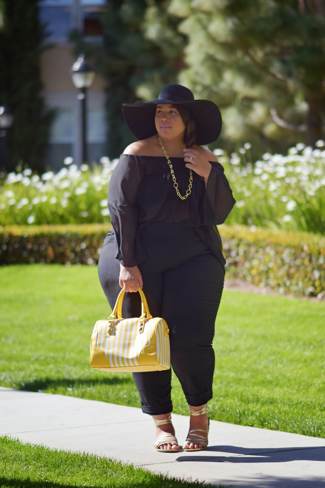 Plus Size Spring Outfit
