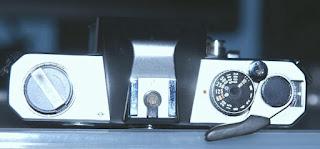 Fujica ST801 tampak atas