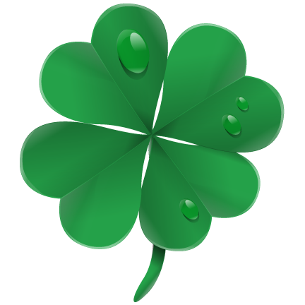 are approximately 10000 3 leaf clovers for every one 4 leaf clover ...