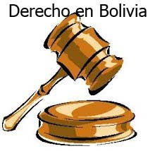 DERECHO EN BOLIVIA