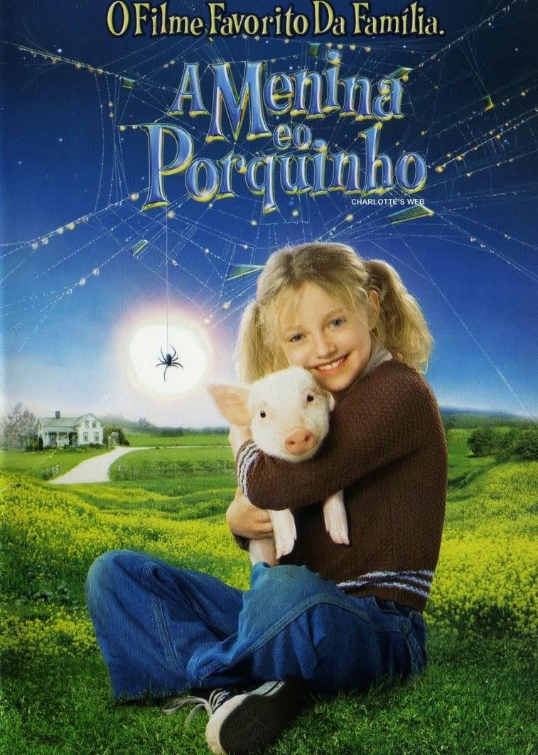 A Menina e o Porquinho – Dublado (2006)