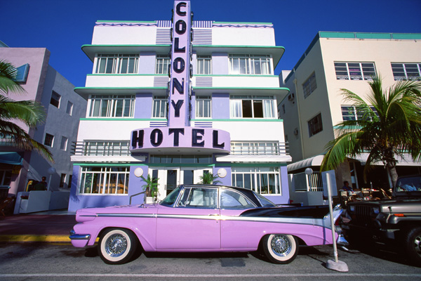Explore Miami S Art Deco District