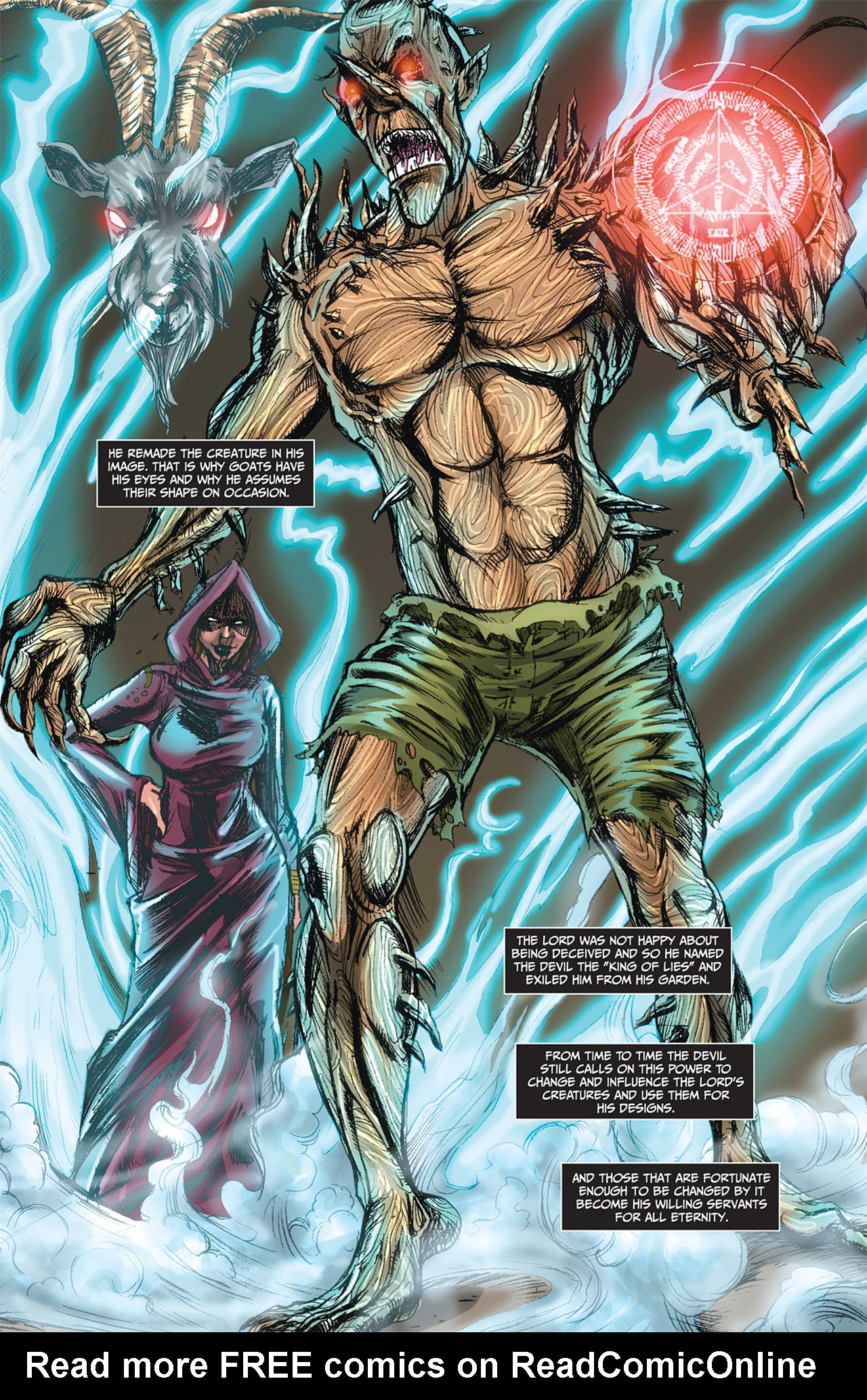 Grimm Fairy Tales (2005) Issue #47 #50 - English 11